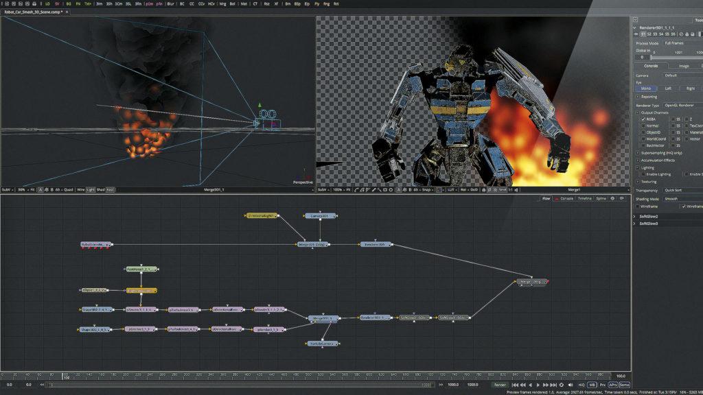 Blackmagic Design Fusion 9