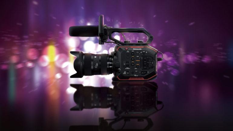 Panasonic presenta la nuova gamma broadcast