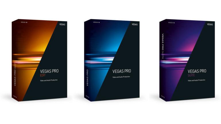 MAGIX: Disponibile il nuovo VEGAS Pro 15