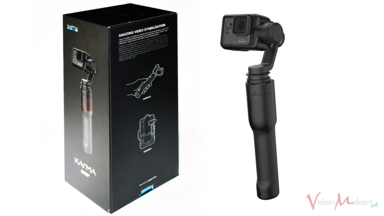 Action Cam – GoPro Karma Grip