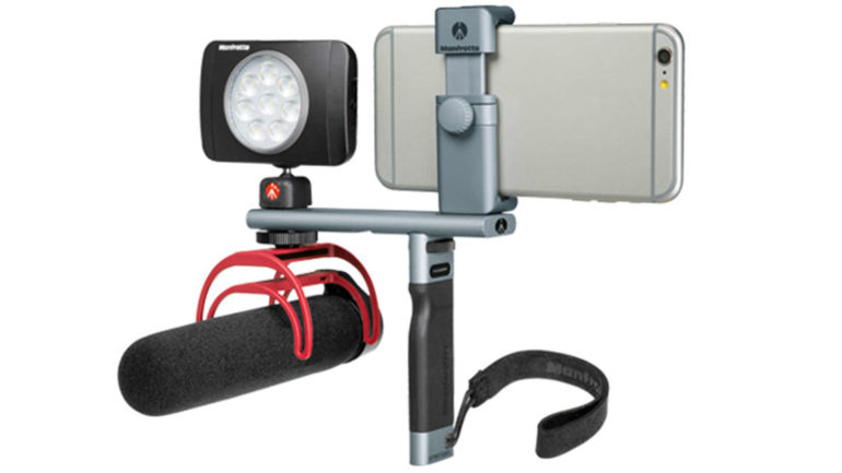 Nasce Manfrotto TwistGrip System