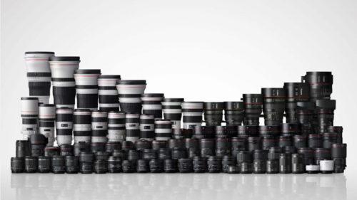 Canon 90 Milioni EOS