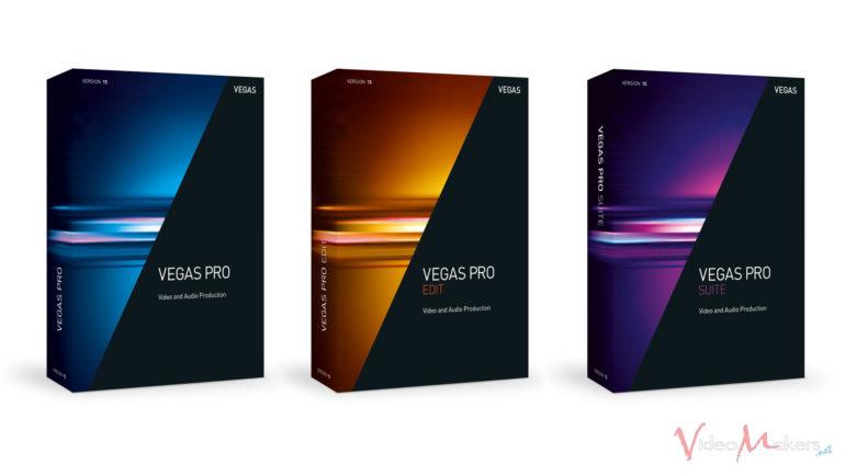 Software – MAGIX VEGAS Pro 15