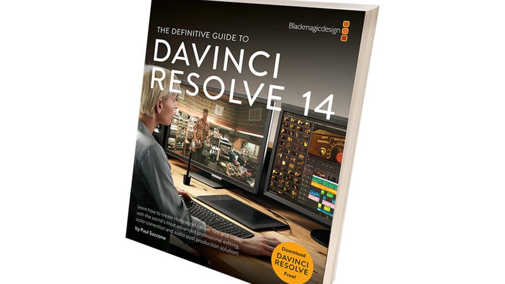 the definitive guide to davinci resolve 14 pdf
