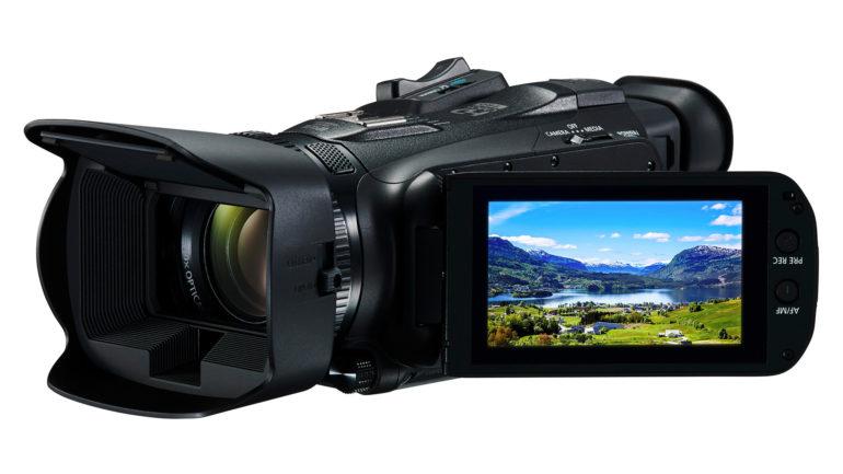 Video di qualità professionale con la nuova Canon LEGRIA HF G26