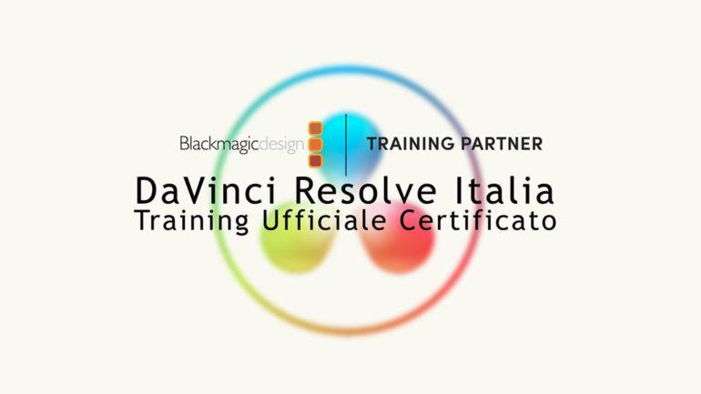 Corsi Certificati Blackmagic Design su DaVinci Resolve a Milano e Roma
