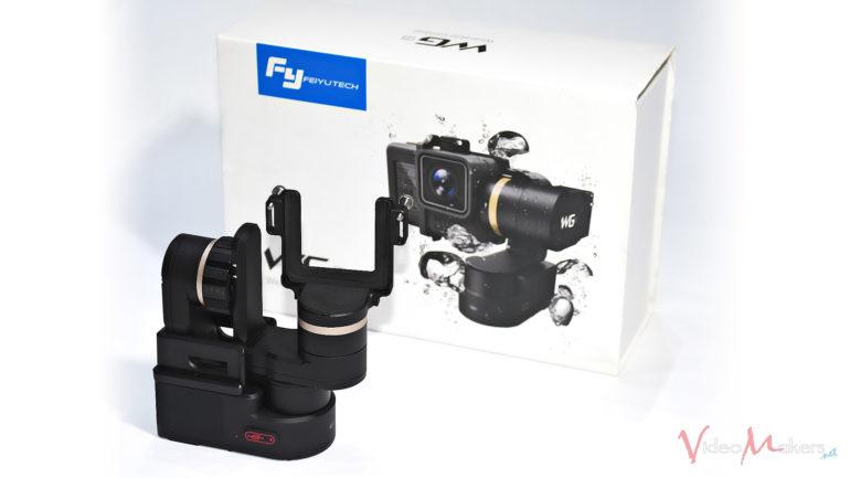 Action Cam – Gimbal FeiyuTech WG2