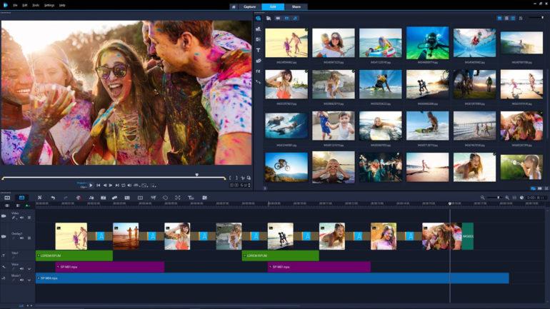 Corel VideoStudio Ultimate 2018: potenza, creatività e semplicità