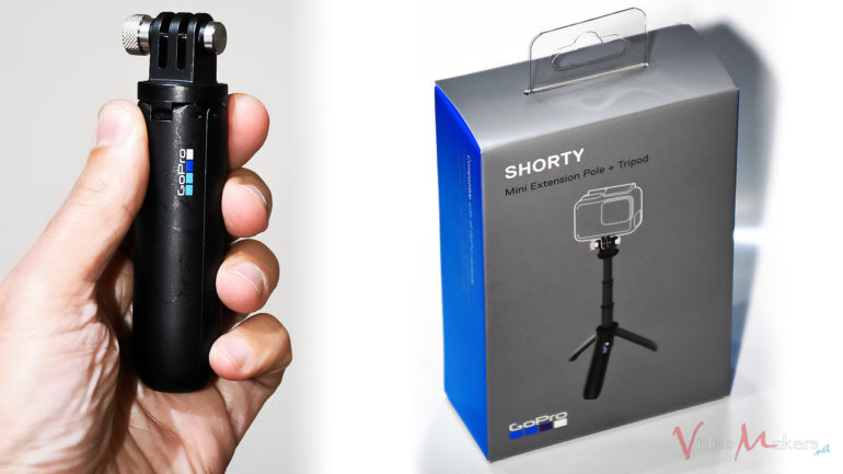 Action Cam – GoPro Shorty