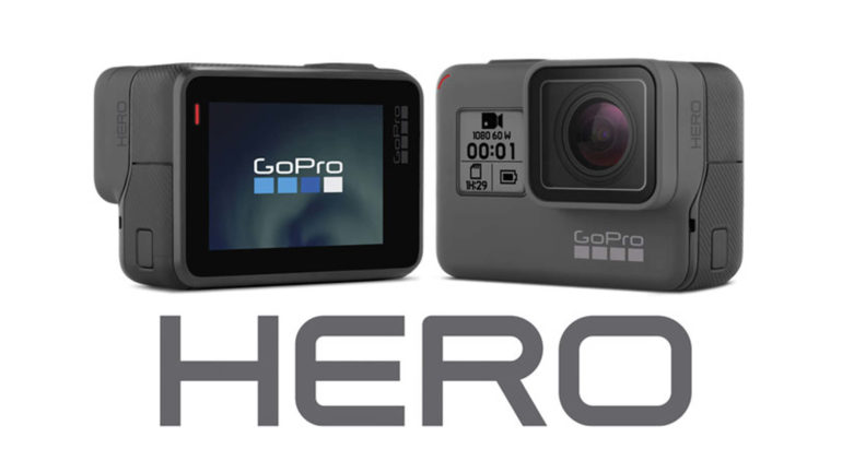 Arriva la nuova GoPro HERO: Experience Different