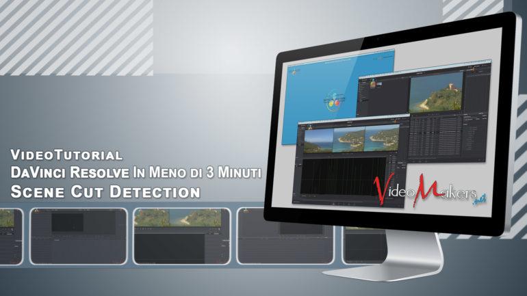 DaVinci Resolve 14 – Automatic Scene Detection