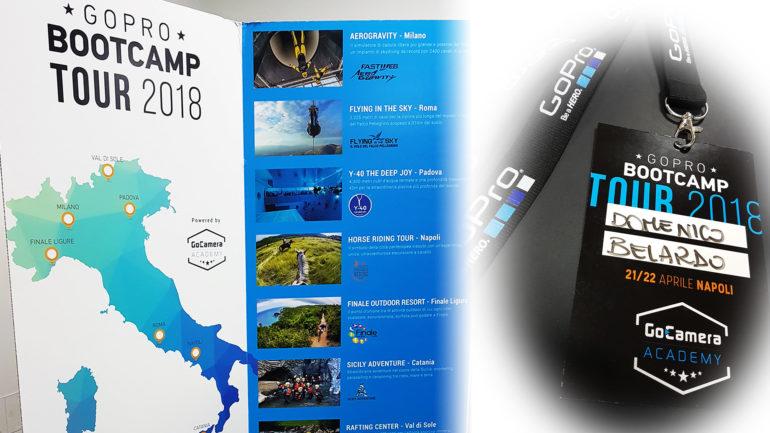 GoPro BootCamp Tour 2018