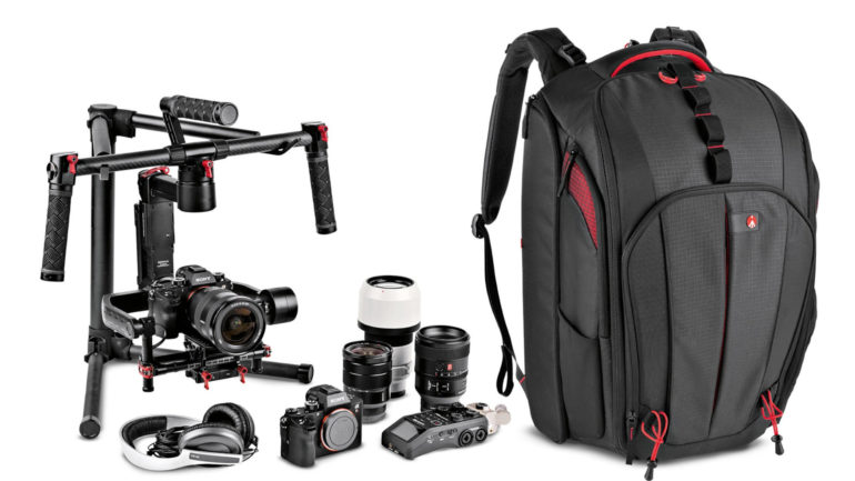 Manfrotto presenta nuove borse Pro Light Cinematic & FastTrack