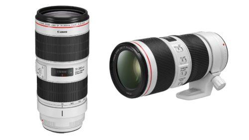 Canon EF 70-200mm Serie L