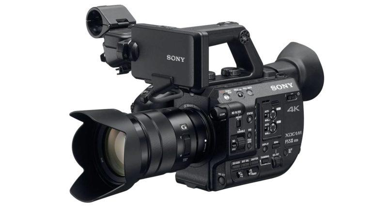Sony scatena una creatività raffinata con il nuovo FS5 II