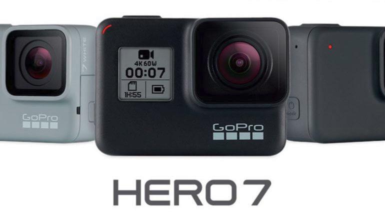 Nuove GoPro HERO7: le nuove videocamere sempre più social