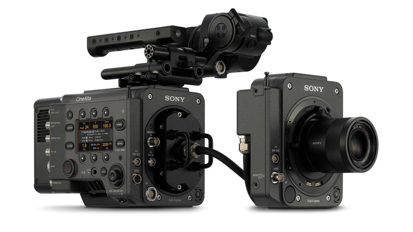 Sony Venice And CBK3610XS