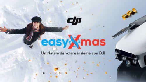 DJI Easy Xmas