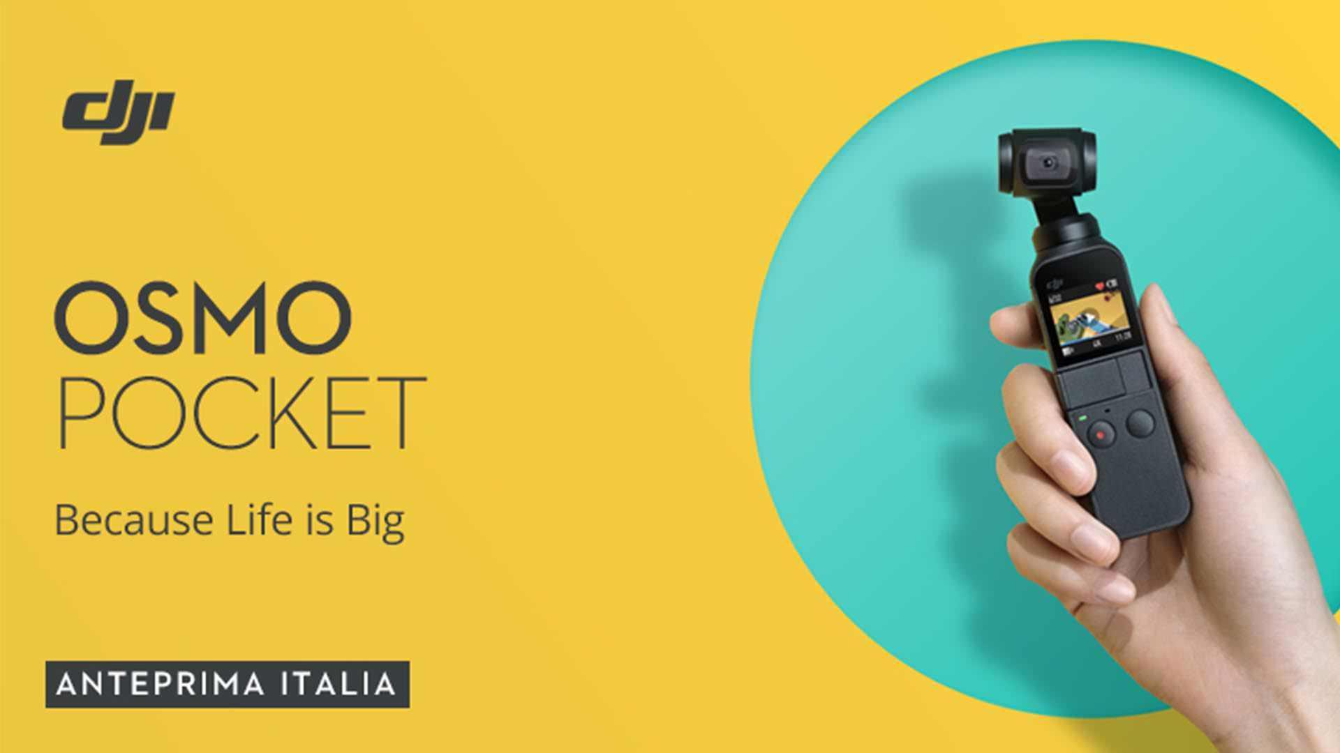 DJI Osmo-Pocket
