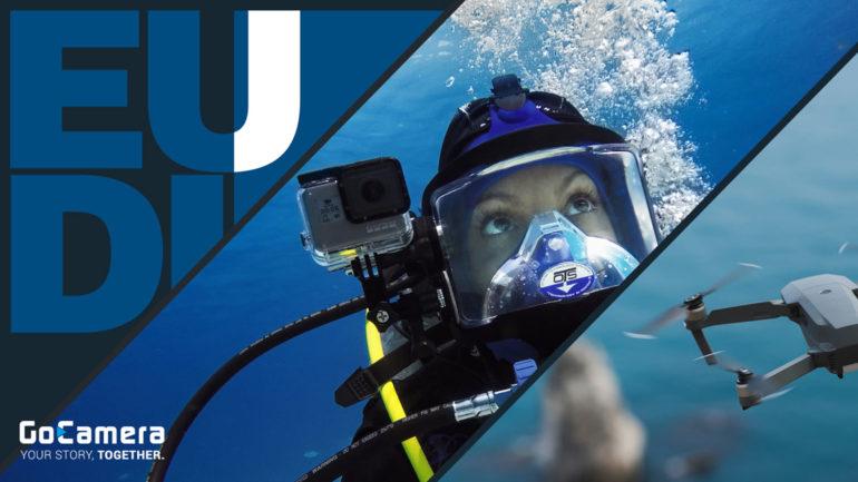 GoCamera a EUDI Show 2019: workshop gratuiti, esperienze e sorprese