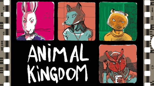 Simone Chiappinelli - Animal Kingdom