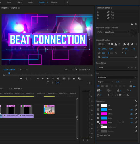 Adobe Creative Cloud NAB 2019