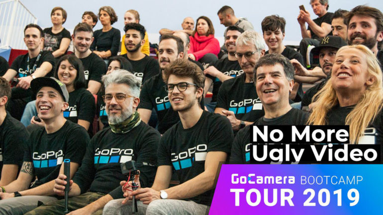 GoCamera Bootcamp Tour 2019