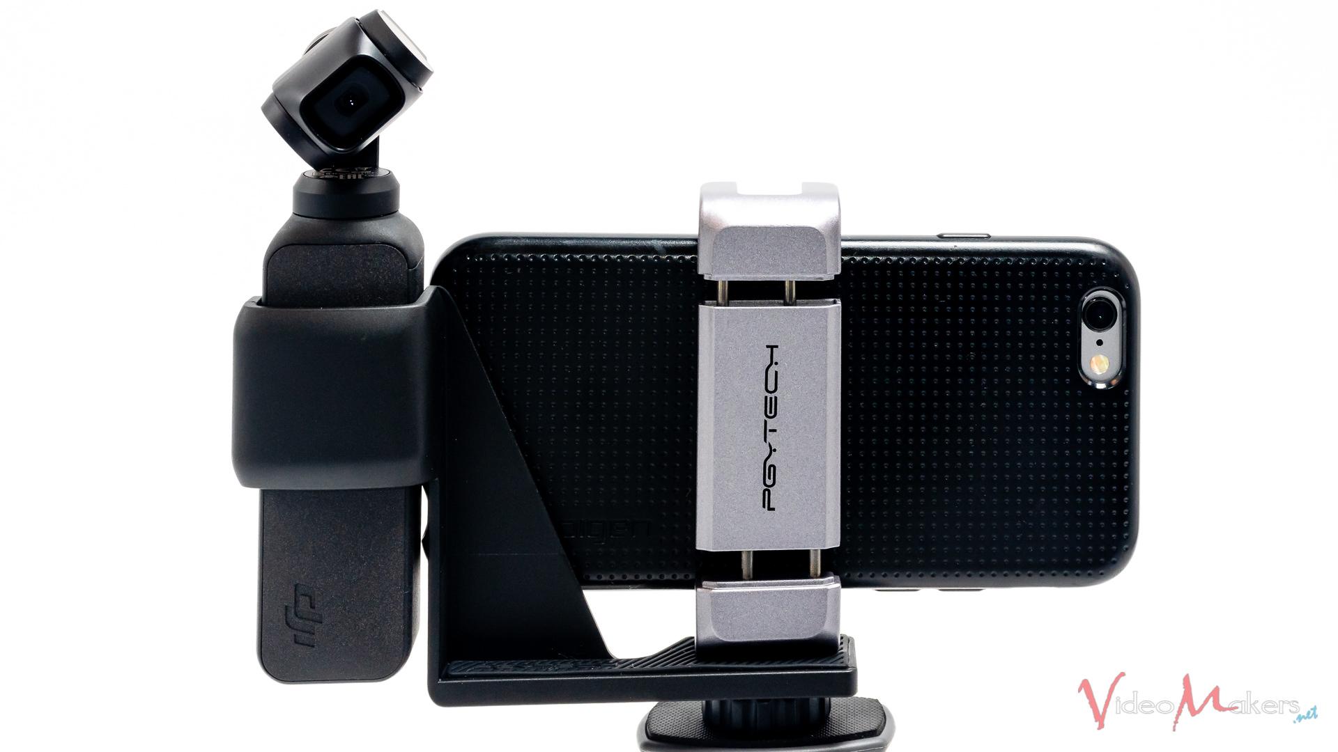 PGYTech Phone Holder Set per OSMO Pocket