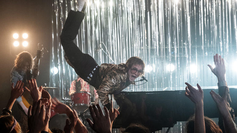 Il biopic di Elton John Rocketman corretto con DaVinci Resolve Studio