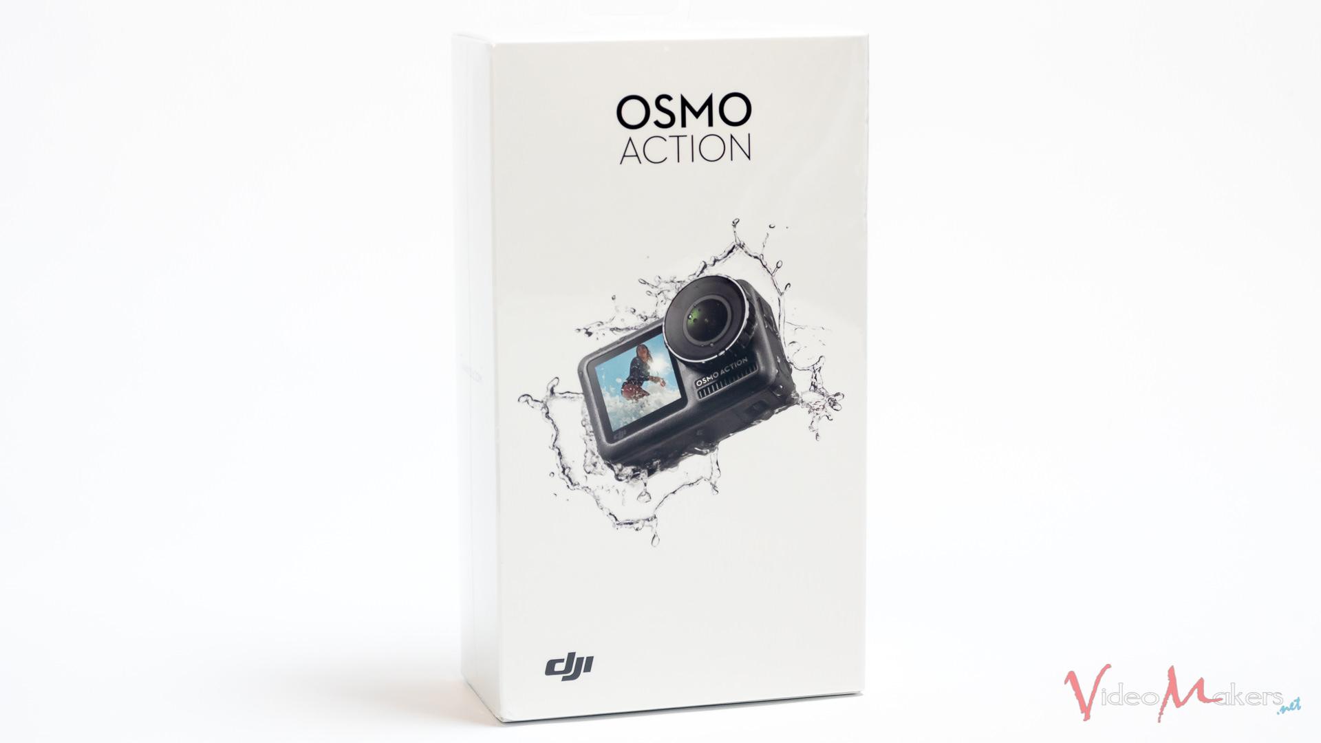 DJI OSMO Action - Confezione