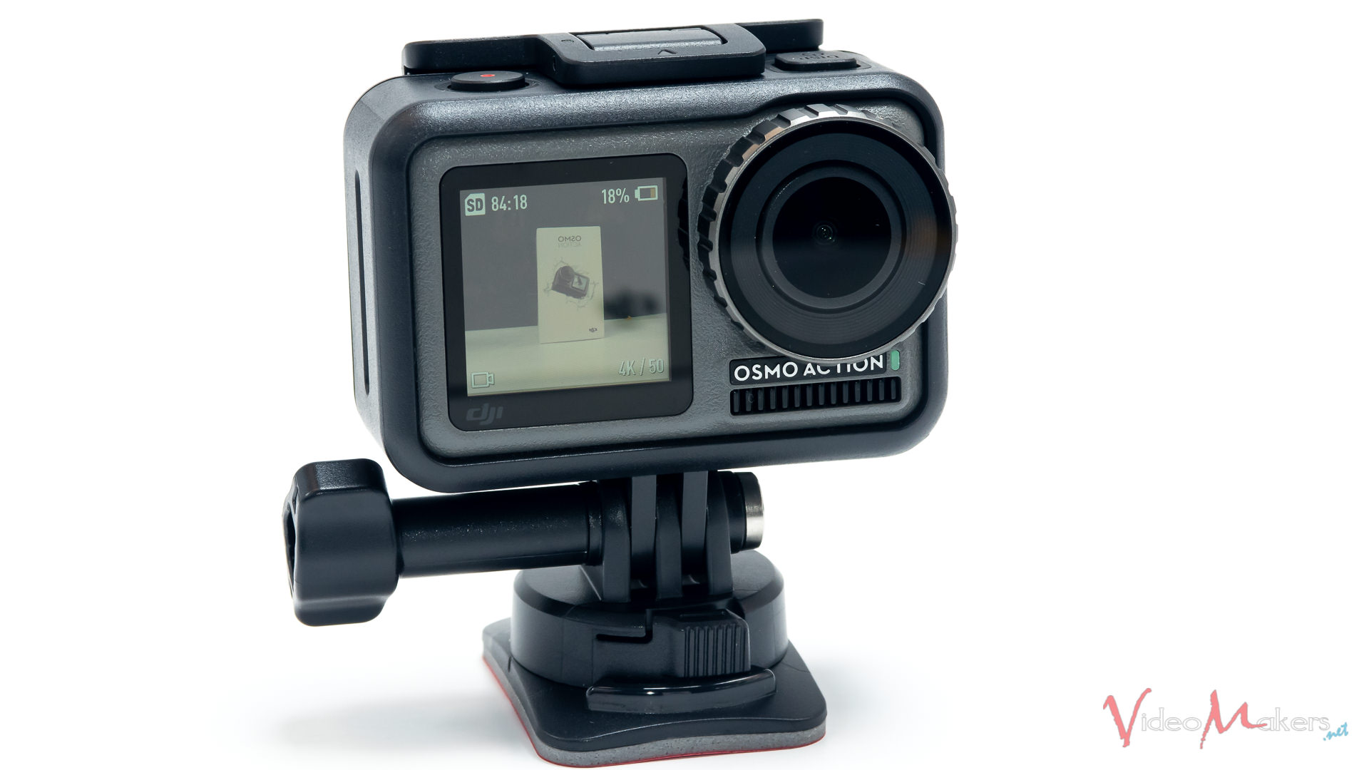 DJI OSMO Action - Display LCD Frontale