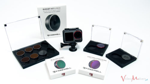 Freewell OSMO Action Filters Kit