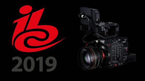Canon @ IBC 2019