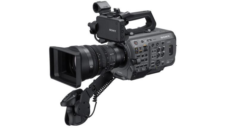 Presentazione Sony PXW-FX9
