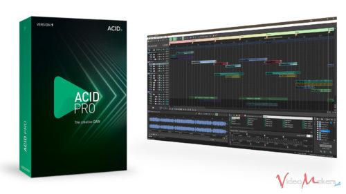 MAGIX ACID Pro 9