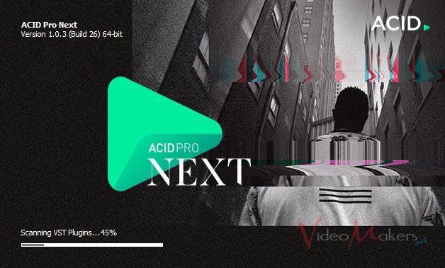 MAGIX ACID Pro Next