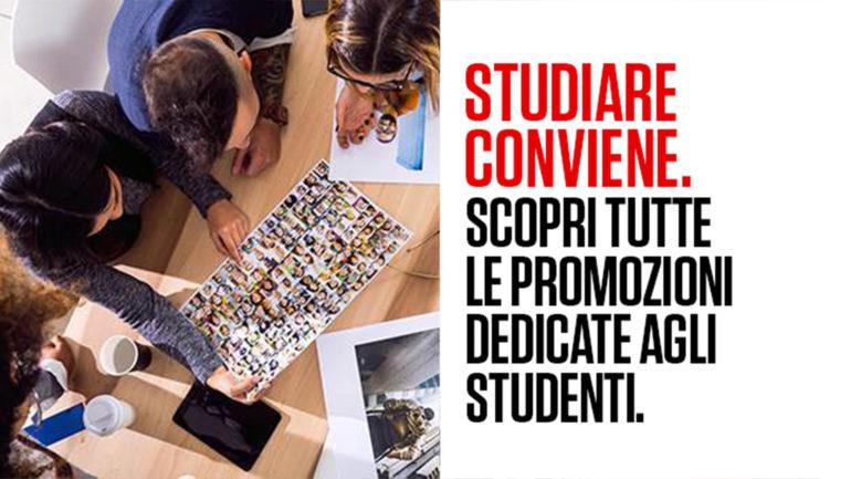 Studiare Conviene: L'iniziativa Canon riservata agli studenti