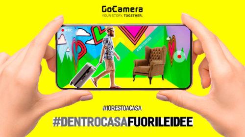 GoCamera - Dentro Casa, Fuori Le Idee