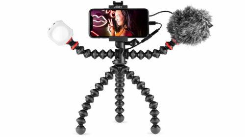 Joby - GorillaPod Mobile Vlogging Kit