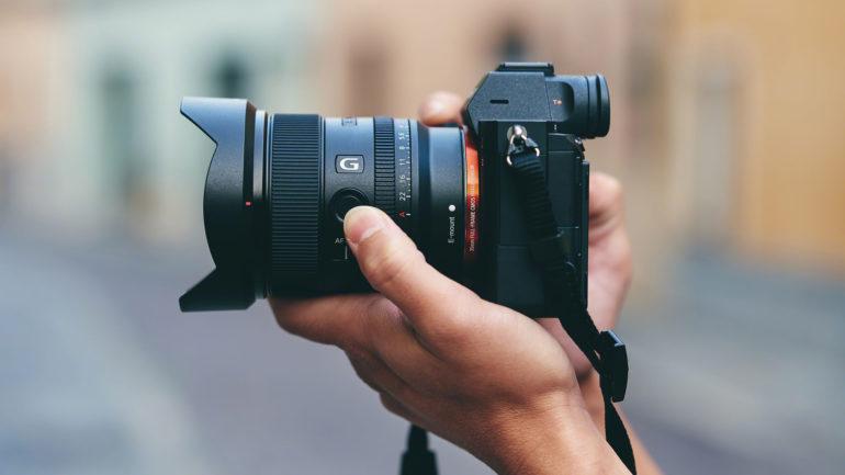 Sony FE 20mm F1,8 G: Nuovo obiettivo full-frame ultrangrandagolare a focale fissa