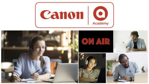 Canon Academy On Air