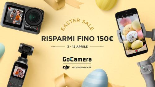 GoCamera - DJI Easter Sale