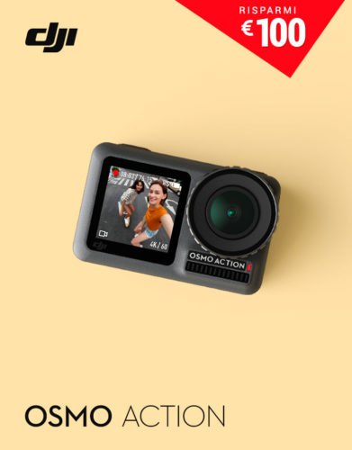 GoCamera - DJI Easter Sale - Osmo Action