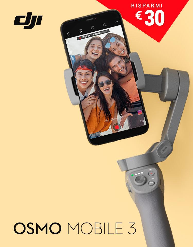 GoCamera - DJI Easter Sale - Osmo Mobile 3