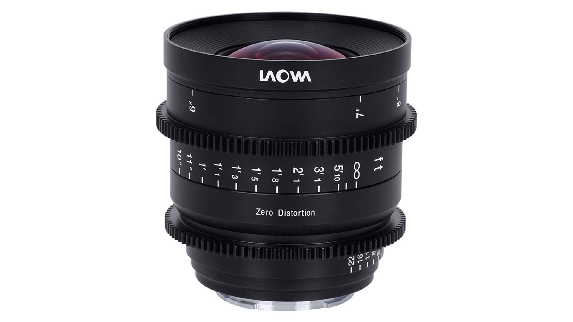 Laowa 15mm t/2.1 ZERO-D