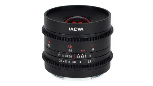 Laowa 9mm t/2.9 ZERO-D APS-C