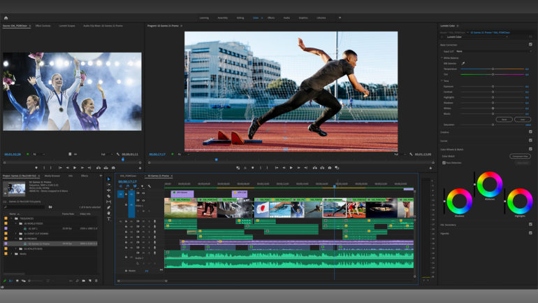 Adobe Creative Cloud Video: Novità Settembre 2020