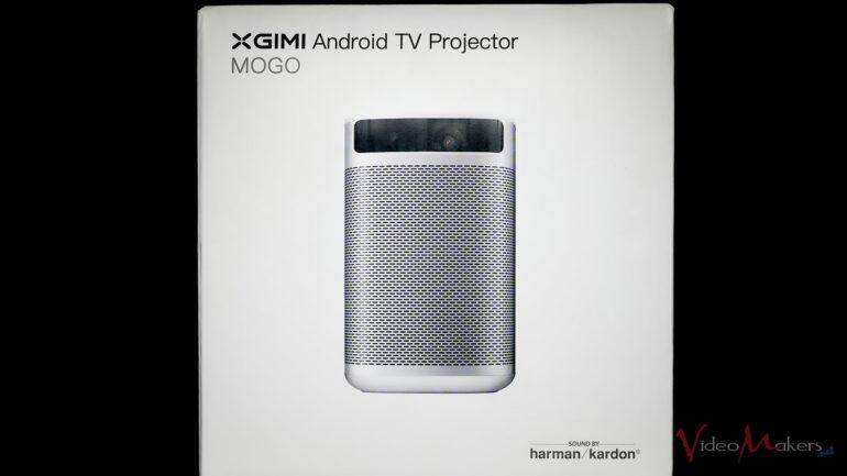 Proiettore Portatile XGIMI MoGo