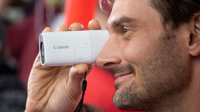 Canon annuncia PowerShot ZOOM