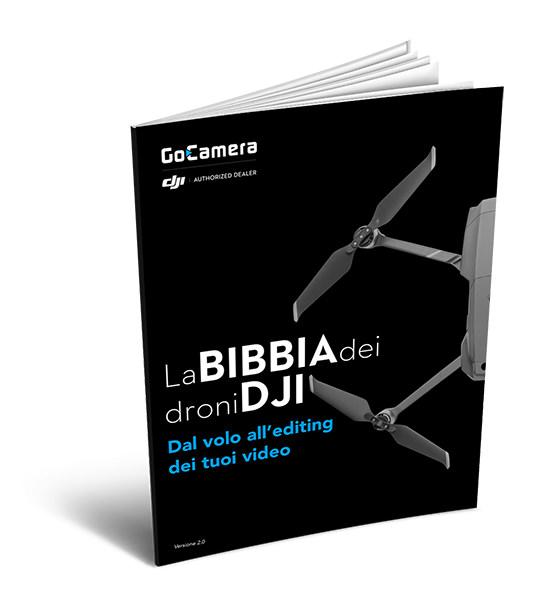 La Bibbia dei droni DJI Omaggio